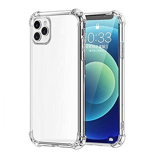 RZL teléfono celular casos para Iphone13 mini/13 pro, nuevo caso a prueba de golpes transparente teléfono móvil caso para iPhone 13/13pro/13pro Max 2021
