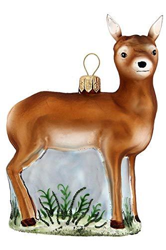 Hamburger Weihnachtskontor - Tannenbaumschmuck aus Glas -REH