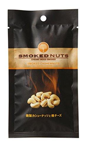 Nihonbashi Bar 燻製カシューナッツと焼チーズ 36g×8袋
