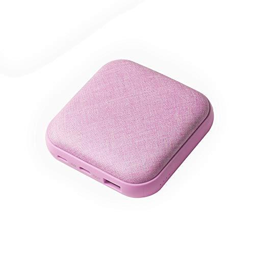 Morui AchhaGo MO10 10000mAh Lithium-Polymer Power Bank (Pink)