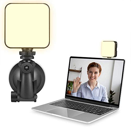 Phone Selfie Ring Light Video Conference Lighting Rotating Ball Head Adjustable Fill Light Mobile Phone Camera Computer Live Photography Light-D