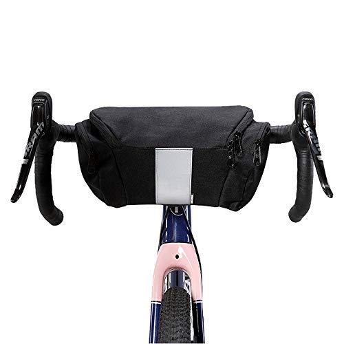 VANURX Fahrrad-Fronttasche, Lenkertasche, Außen Pack-Fahrrad Pack Zubehör, Für MTB Rennrad
