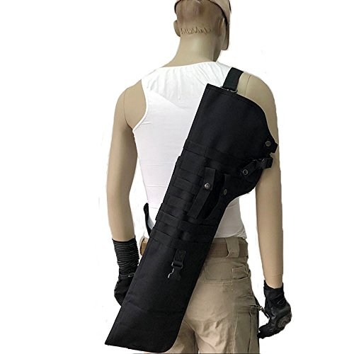 SkyCity Arms Gear Tactical Black Ambidextrous Rifle Scabbard Soft Protective Carry Case