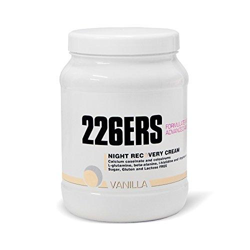 226ERS Recuperador muscular nocturno night recovery cream sabor vainilla - 500 gr