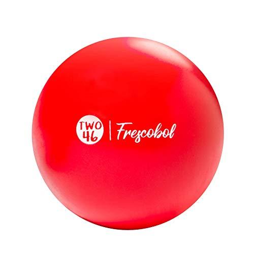 two46 | Bola suave de Frescobol (softball) - Perfecta para niños y principiantes | tenis de playa, paddle de playa y juego de raquetas de playa