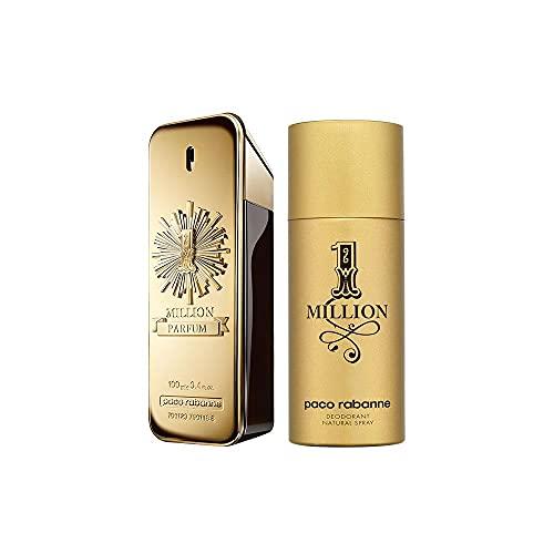 Paco rabanne 1 million perfum 100ml + desodorante spray 150ml