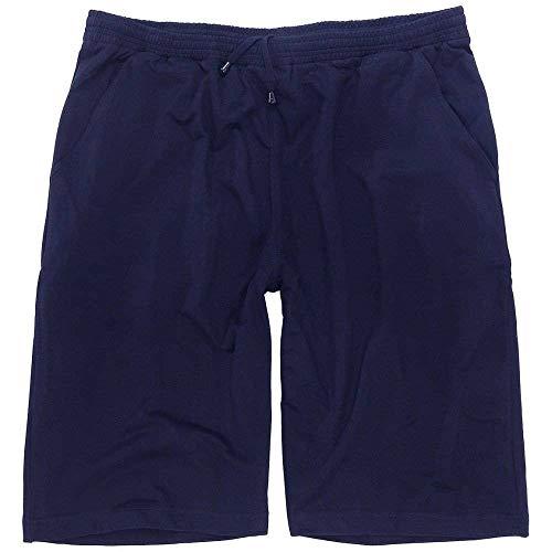 Outdoor Renner Adamo Athènes – Loisirs Pantalon Court à 12 x l, Mixte, Bleu Marine