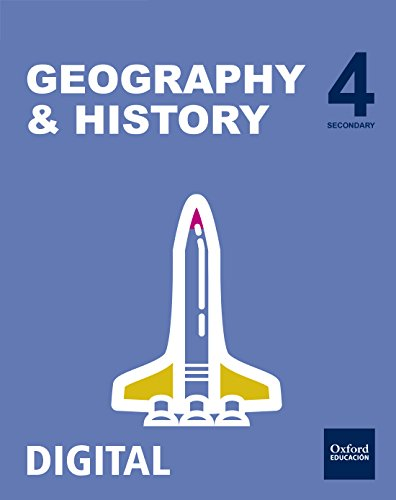 Inicia Dual Geography & History. Student's Book Pack - 4º ESO - 9780190507213