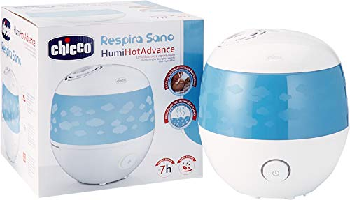Chicco Humi Hot Advance - Humidificador de calor
