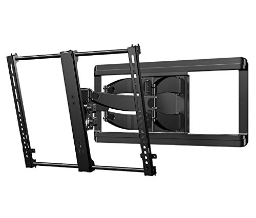 "Sanus - Premium Series Full-Motion TV Wall Mount for Most 42"" - 90"" Flat-Panel TVs (BLF228-B1) Black - New"