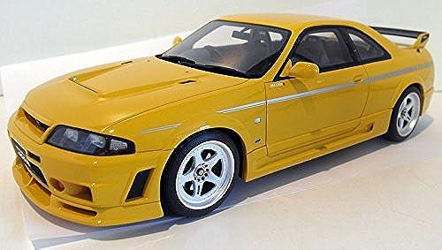 Otto 1 18 Scale Resin - OT167 Nissan Skyline GT-R R33 Nismo 400R Gelb