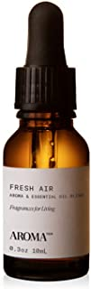 AromaTech Fresh Air for Aroma Oil Scent Diffusers - 10 Milliliter