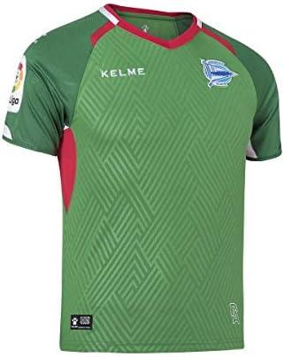 KELME Camiseta Alaves 2ª Equipacion 18/19 fútbol, Unisex niños: Amazon.es: Ropa y accesorios