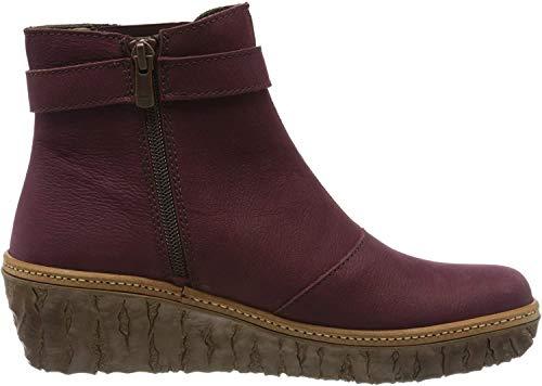 El Naturalista N5133 korte schacht laarzen voor dames