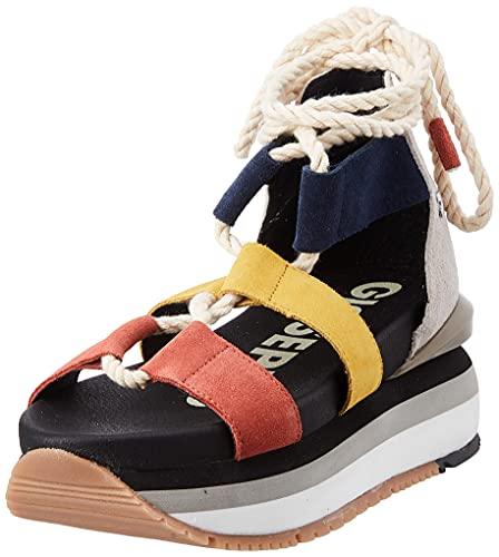 Gioseppo THIKA, Zapatillas Mujer, Multicolor, 37 EU