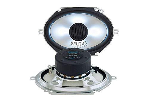Hifonics BX682i - 6x8 LED - Lautsprecher Boxen