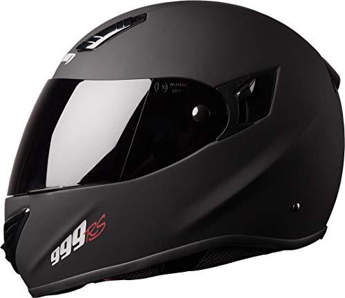Marushin 999 RS Comfort Helm Schwarz Matt XXL (63/64)