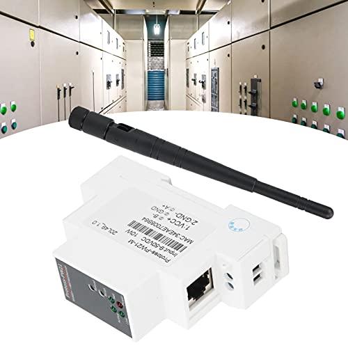 Servidor serie Ethernet, RS485 a servidor serie Ethernet Memoria flash de 4 MB y SRAM de 8 MB para el hogar para la mayoría de las personas