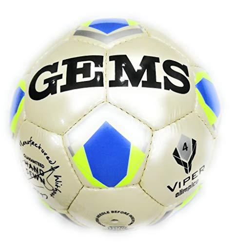 GEMS Pallone Calcio Viper Olimpico N. 5
