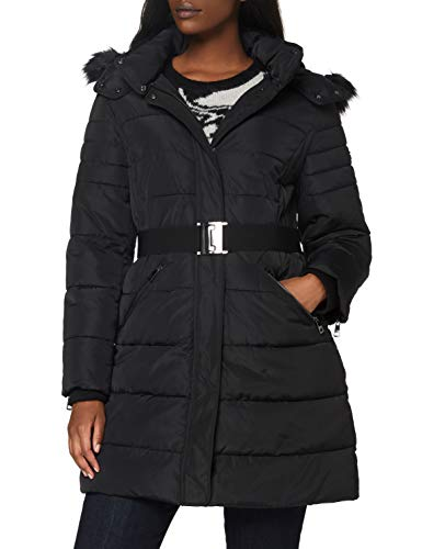 ESPRIT Damen 090EE1G305 Jacke, 001/BLACK, XS