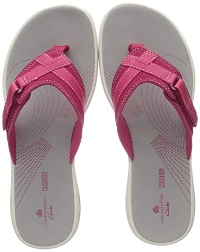 Clarks Brinkley Sea Teenslippers voor dames