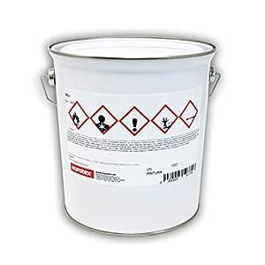 Eurotex 38523 Imprimación Sintética para Hierro y Acero, Gris (RAL-7037)