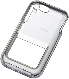 Sony Hard Case for NWZ-S600 Series Sony Walkman Video MP3 Player (Clear)