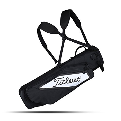 Titleist Carry Premium Golf Bag Black