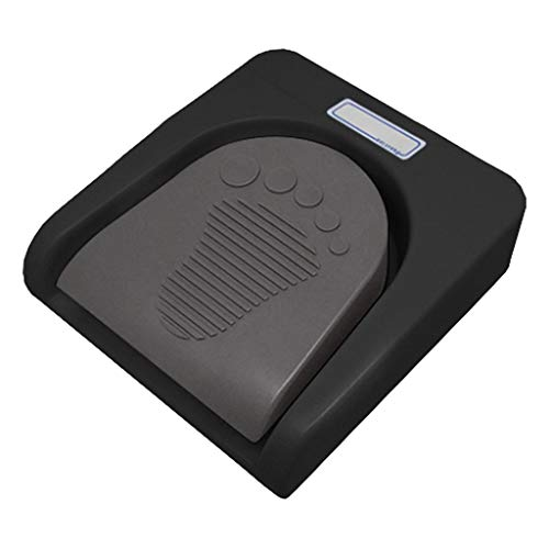 Milageto Bluetooth Foot Footswitch Box Stomp Interruptor De Pedal De Pedal De Efecto De Guitarra