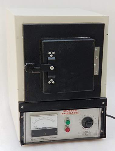 Horno de mufla Equipo de calefacción de laboratorio de ciencia rectangular 220 V (no digital)