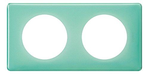 Legrand Céliane Cover Plate, blauw, 066642