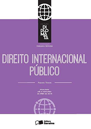 Direito internacional público - 1ª edição de 2015