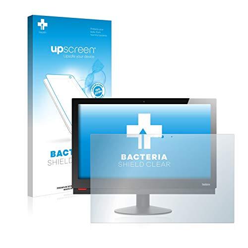 upscreen Protector Pantalla Compatible con Lenovo ThinkCentre M910z All-in-One Película Protectora Antibacteriana