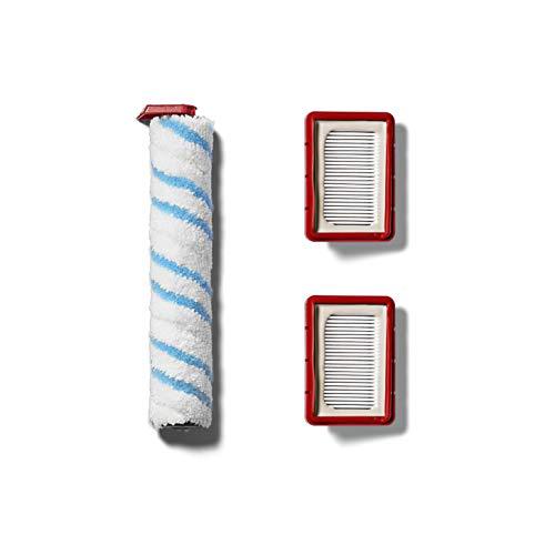 Vileda JetClean Zubehör-Set klein, Ersatzteile, Filter, Microfaser-Reinigungswalze