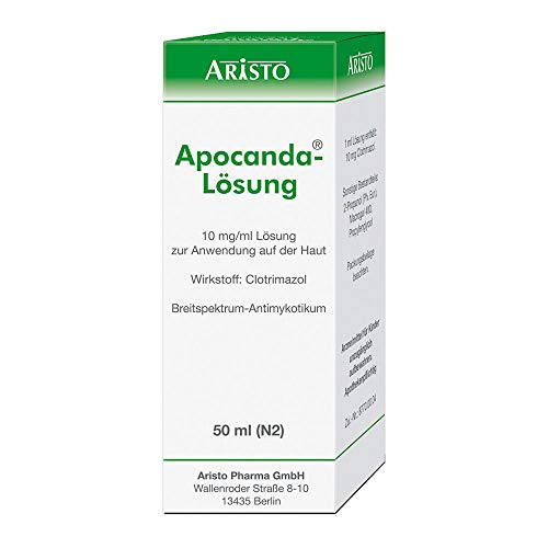 APOCANDA Lösung 50 ml