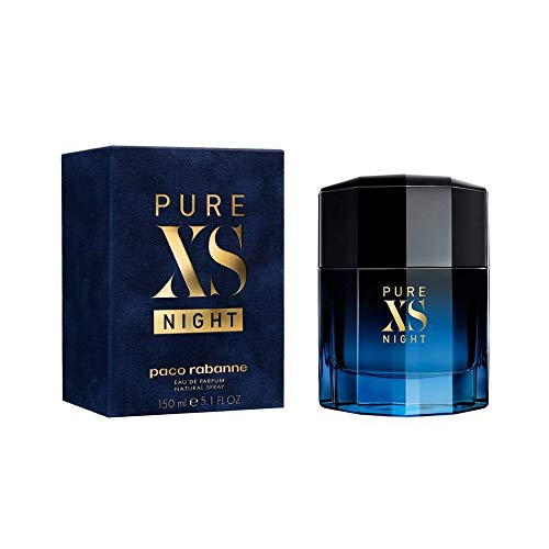 Paco Rabanne 58008 Xs Pure Night Eau de Parfum, 150 ml