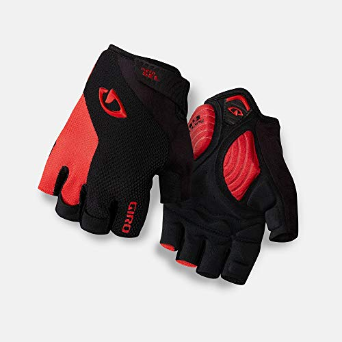 Giro Strade Dure SG Cycling Gloves Black/Bright Red Large