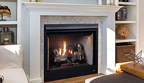Buy Bargain 40'' DV Top/Rear Vent Trad. Electronic Ignition Gas Fireplace - LP