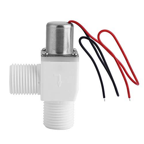 Válvula solenoide Válvula de descarga automática Diseño elaborado Válvula de control de agua para grifos con sensor para sistema de control de agua