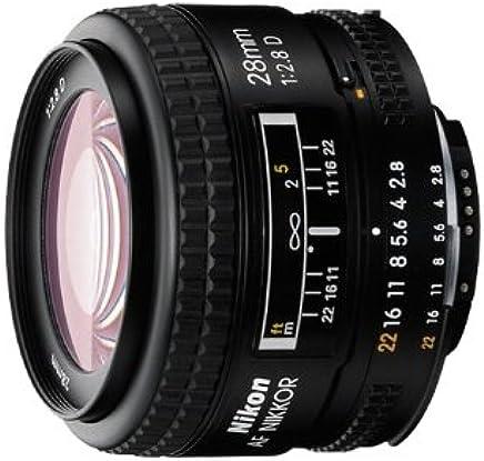 Nikon AF FX NIKKOR 28mm f/2.8D Lens with for Nikon DSLR Cameras photo