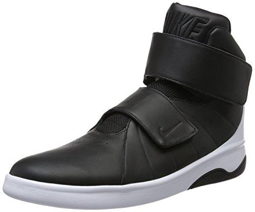 Nike Herren Marxman 832764-001 Basketballschuhe, Mehrfarbig (Black 001), 45.5 EU