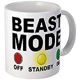 N\A Tazza da caffè in Ceramica modalità Bestia su Tazze in Standby