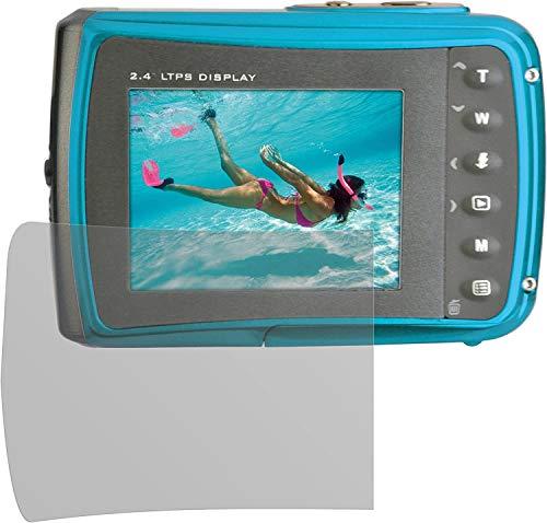 dipos I 6X Schutzfolie matt kompatibel mit Easypix Aquapix W1024 Splash Folie Displayschutzfolie