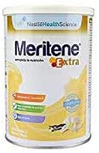NESTLE HEALTHCARE NUTRICION Meritene Extra, Vaniglia - 450 g