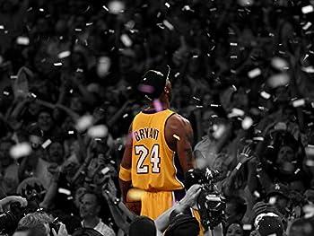 Basketball Superstar No 24 Finals 2010 Poster - 18 × 24 Inch