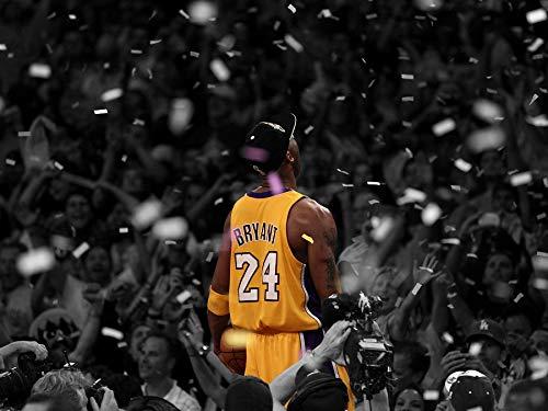 Basketball Superstar No. 24 Finals 2010 Poster - 18 × 24 Inch