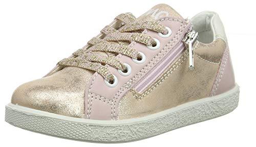 Primigi Pho 33822, Sneakers Basses bébé Fille, Rose (Salmone/Rosa 3382200), 27 EU