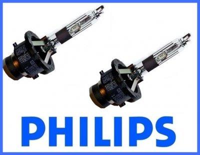 2x Philips D2R Xenon Brenner Birne 85126 35W 4300K
