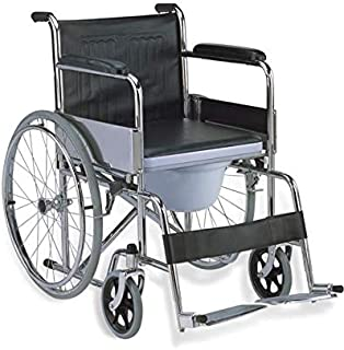 Economical Commode Wheelchair, Model: 609-46
