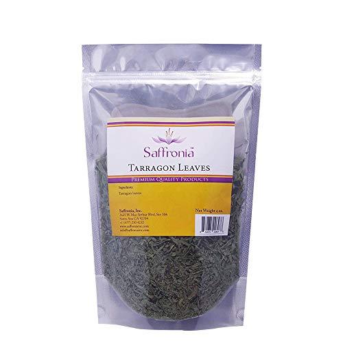 Saffronia Dried Tarragon Leaves - Premium Quality...